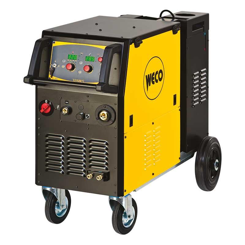 PIONEER 321 MKS MIG-MAG Schweiss-Stromquelle gibt es bei Proweld / Schweiz