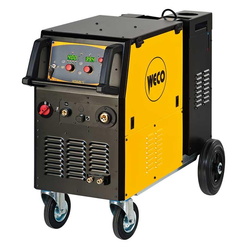 PIONEER 401 MKS MIG-MAG Schweiss-Stromquelle gibt es bei Proweld / Schweiz