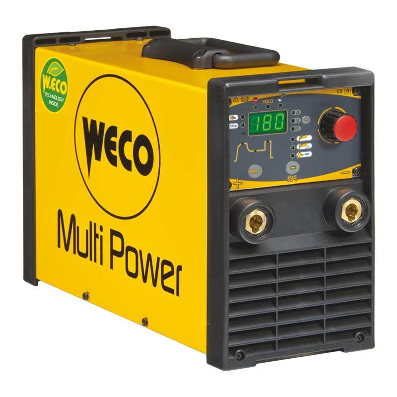 Multipower 184 MMA-Schweiss-Stromquelle gibt es bei Proweld / Schweiz