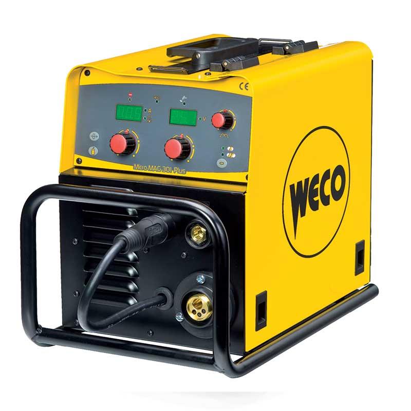 MicroMAG 301 PLUS Schweiss-Stromquelle gibt es bei Proweld / Schweiz