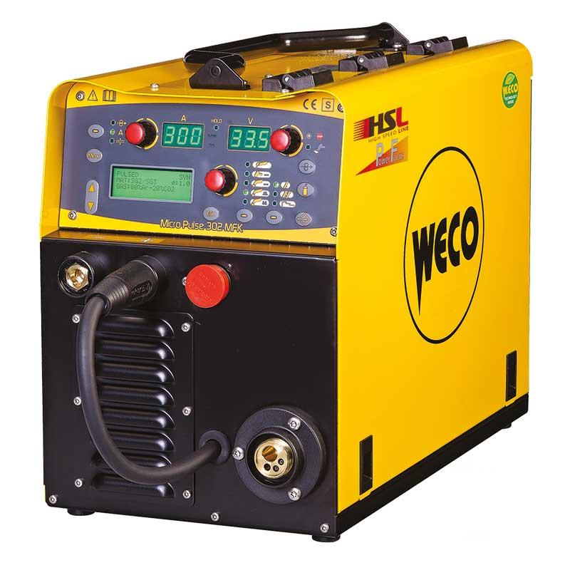MicroPulse 302 MFK Stromquelle gibt es bei Proweld / Schweiz