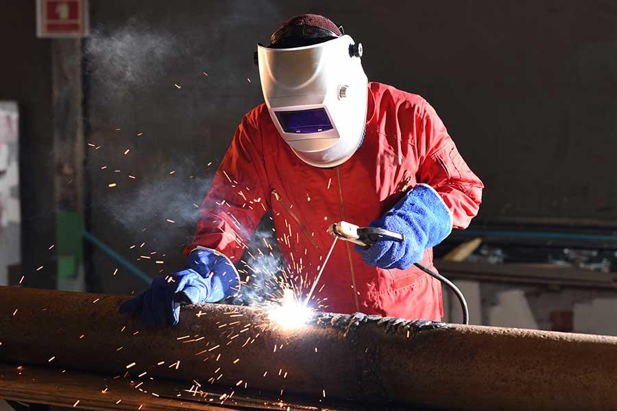 Arbeitsschutz für das Schweissen gibt es bei Proweld Schweiz