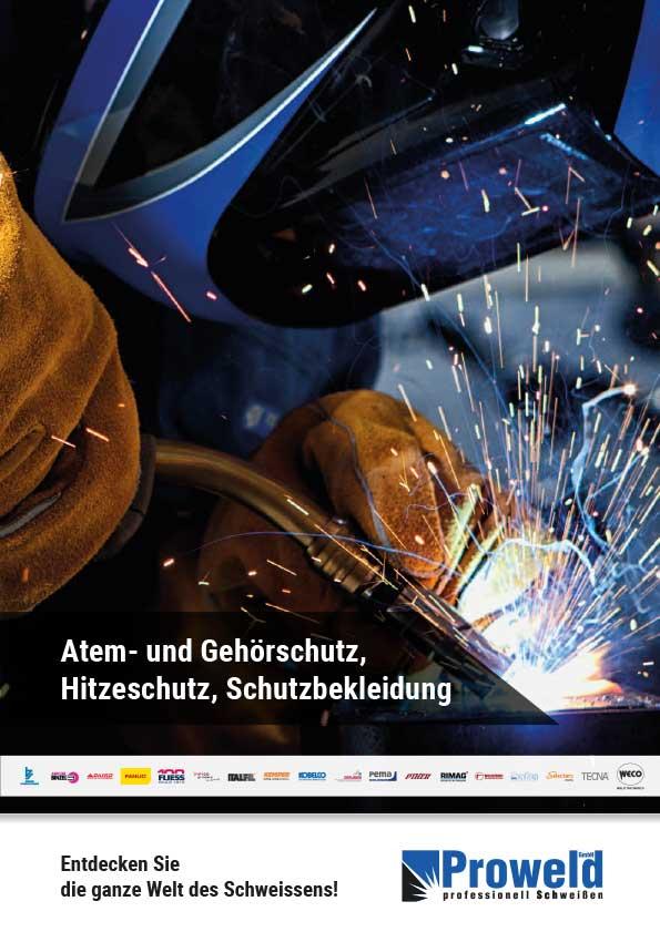 Atem und Gehoerschutz Hitzeschutz Schutzbekleidung Proweld Schweiz