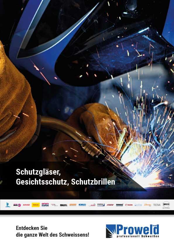 Schutzglaeser Gesichtsschutz Schutzbrillen Proweld Schweiz