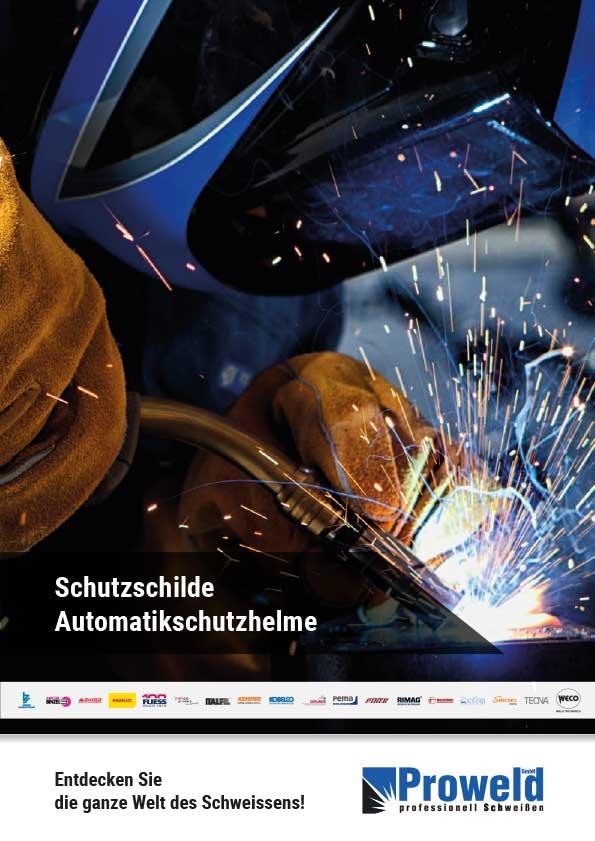 Schutzschilde Automatikschutzhelme Proweld Schweiz
