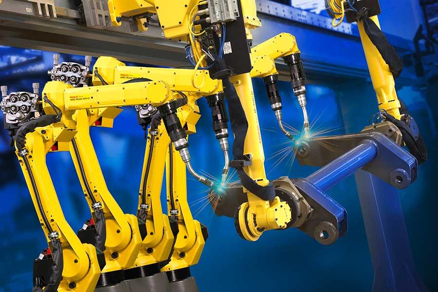 Schweissroboter gibt es bei Proweld Schweiz