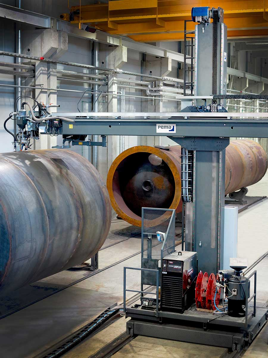 UP Schweissmaschinen gibt es bei Proweld Schweiz