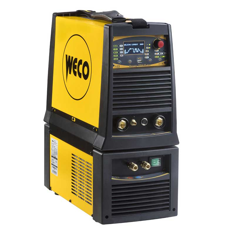 Discovery 300 AC/DC EVO TIG-Schweiss-Stromquelle gibt es bei Proweld / Schweiz