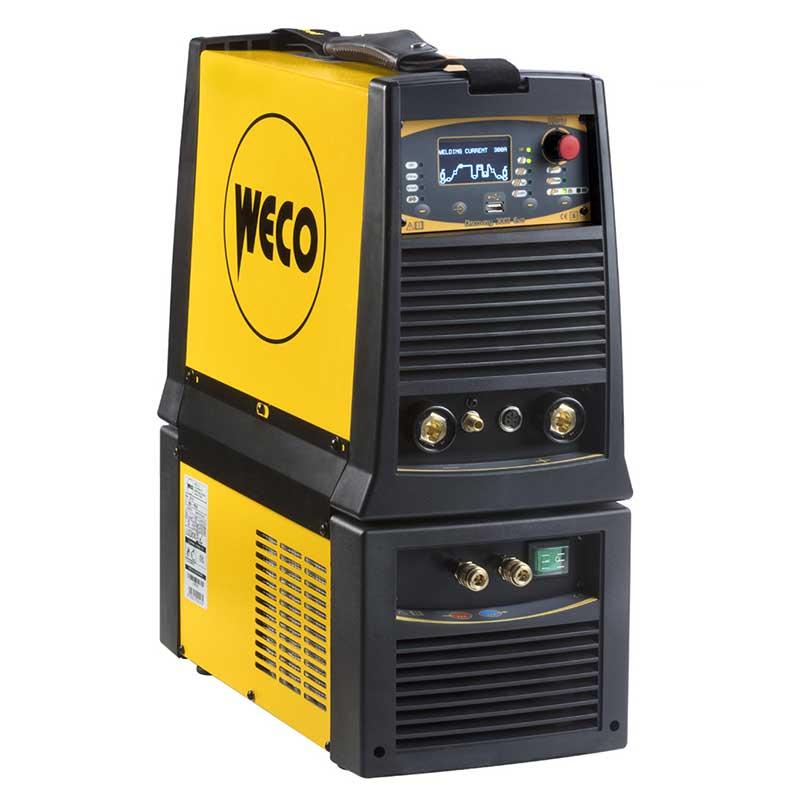 Discovery 300T Evo WIG-Schweiss-Stromquelle gibt es bei Proweld / Schweiz